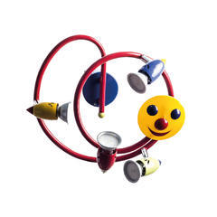 Dětské svítidlo Smiley - 4