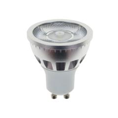 COB LED žárovka GU10 6W 10°