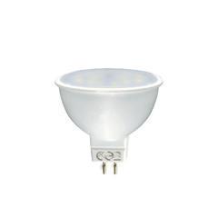 SMD LED žárovka MR16 7W 120°