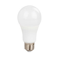 SMD LED žárovka A60 E27 7W, Teplá bílá