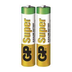 Alkalická baterie GP Super AAA 2ks