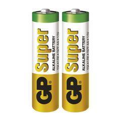 Alkalická baterie GP Super AA 2ks