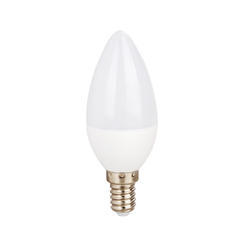 SMD LED žárovka Candle E14 7W