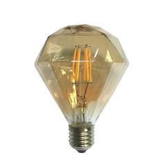 LED žárovka Filament Con E27 6W Stmívatelná, Jantar