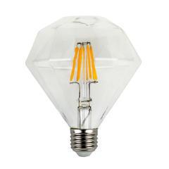 LED žárovka Filament Con E27 6W Stmívatelná