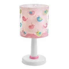 Dětská stolní lampička Birds