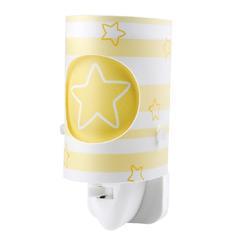Noční lampička Dream Light, žlutá