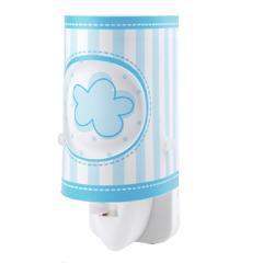 Noční lampička Sweet Light, modrá