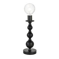 Stolní lampa Snowman