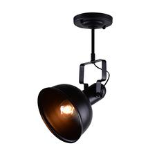Stropní/Nástěnné svítidlo Black Bucket 1