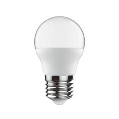 LED žárovka STEP stmívatelná ball E27 7W
