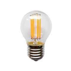 LED žárovka Filament Ball E27 4W Stmívatelná
