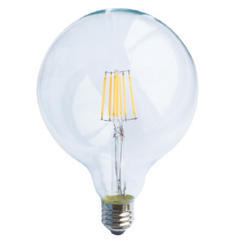 LED žárovka Filament Globe E27 ø125 6W Stmívatelná