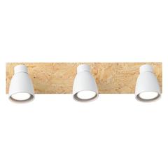 Stropní/Nástěnné svítidlo Chipboard 3