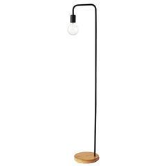 Stojací lampa U-turn