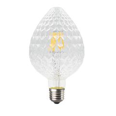 LED žárovka Filament Mava E27 6W Stmívatelná