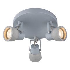 Stropní/Nástěnné svítidlo Cement Spot 3