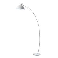 Stojací lampa White