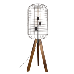 Stojací lampa Cage