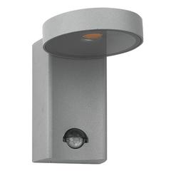 Fasádní LED svítidlo Plate - senzor