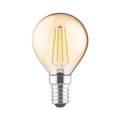 LED žárovka Filament Ball E14 4W Stmívatelná