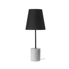 Stolní lampa Cement 1