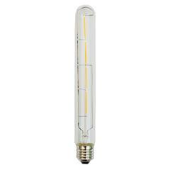 LED žárovka Filament Tube E27 4W Stmívatelná - M, Čirá