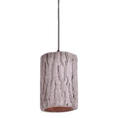 Závěsné svítidlo Cement Log