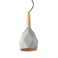 Závěsné svítidlo Cement Jewel