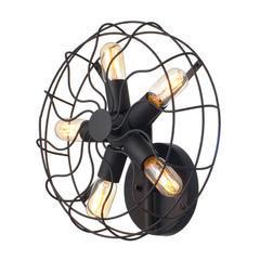 Nástěnné svítidlo Fan