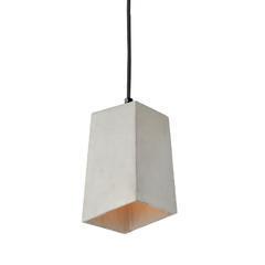 Závěsné svítidlo Cement Basket - 2