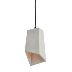 Závěsné svítidlo Cement Basket - 1