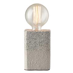 Stolní lampa Clay Brick