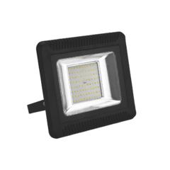 LED reflektor 100W černý