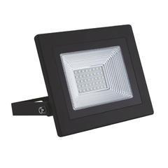 LED reflektor 30W - černý