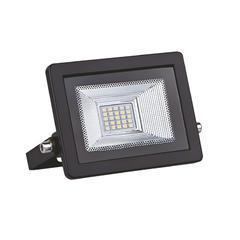 LED reflektor 10W - černý, Teplá bílá