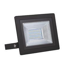 LED reflektor 20W - černý, Teplá bílá
