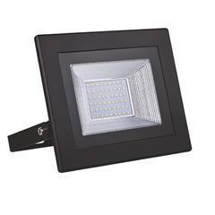 LED reflektor 50W - černý