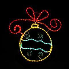 Vánoční venkovní LED dekorace Ozdoba