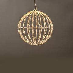 Vánoční venkovní LED dekorace Ball - S