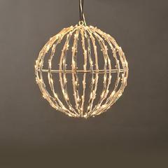 Vánoční venkovní LED dekorace Ball - M