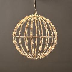 Vánoční venkovní LED dekorace Ball - L