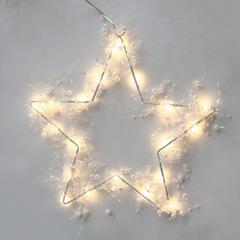 Venkovní vánoční LED dekorace Hvězda - 1