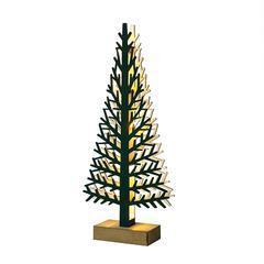 Vánoční LED dekorace Stromek - 1