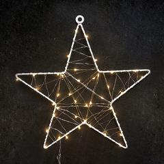 Venkovní vánoční LED dekorace Hvězda - 2