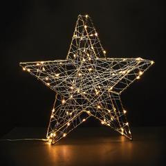 Vánoční LED dekorace Hvězda - 3