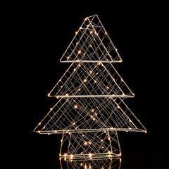 Vánoční LED dekorace Stromek 3D