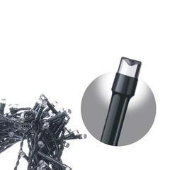Spojovací LED řetěz Standard 10m IP44 CW