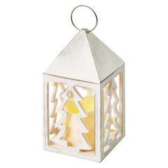 Vánoční dekorativní LED lucerna s časovačem - 2