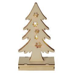 Vánoční dekorativní LED stromeček s časovačem